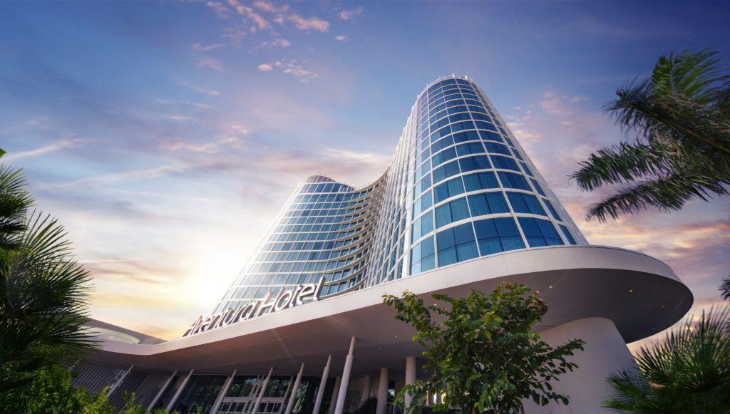 Aventura Hotel at Universal Orlando Resort On-site Hotels