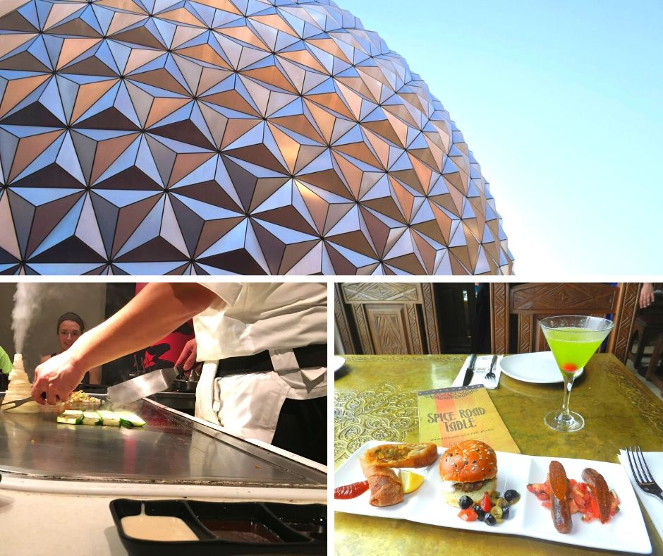 Best Restaurants at Epcot Featured Image