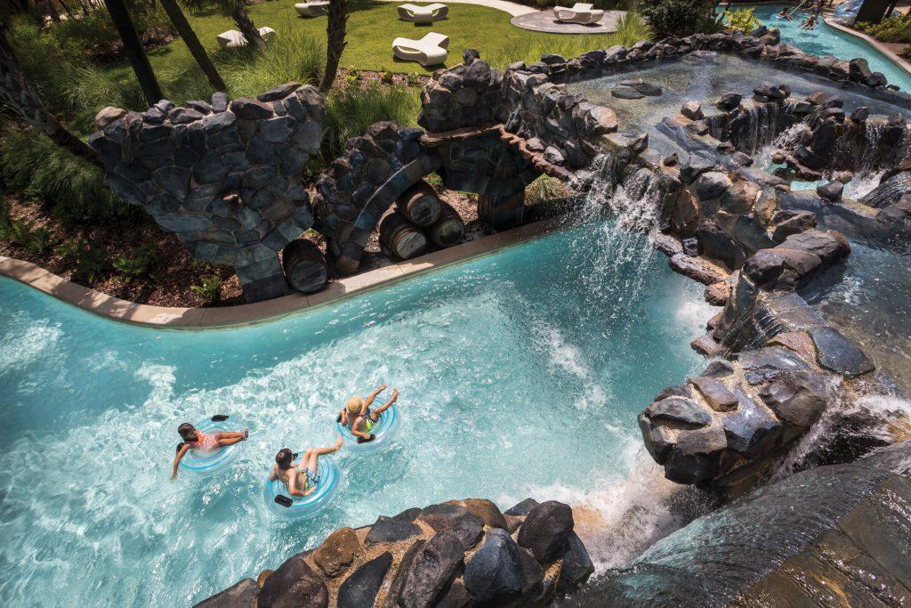 The Four Seasons Orlando Lazy River