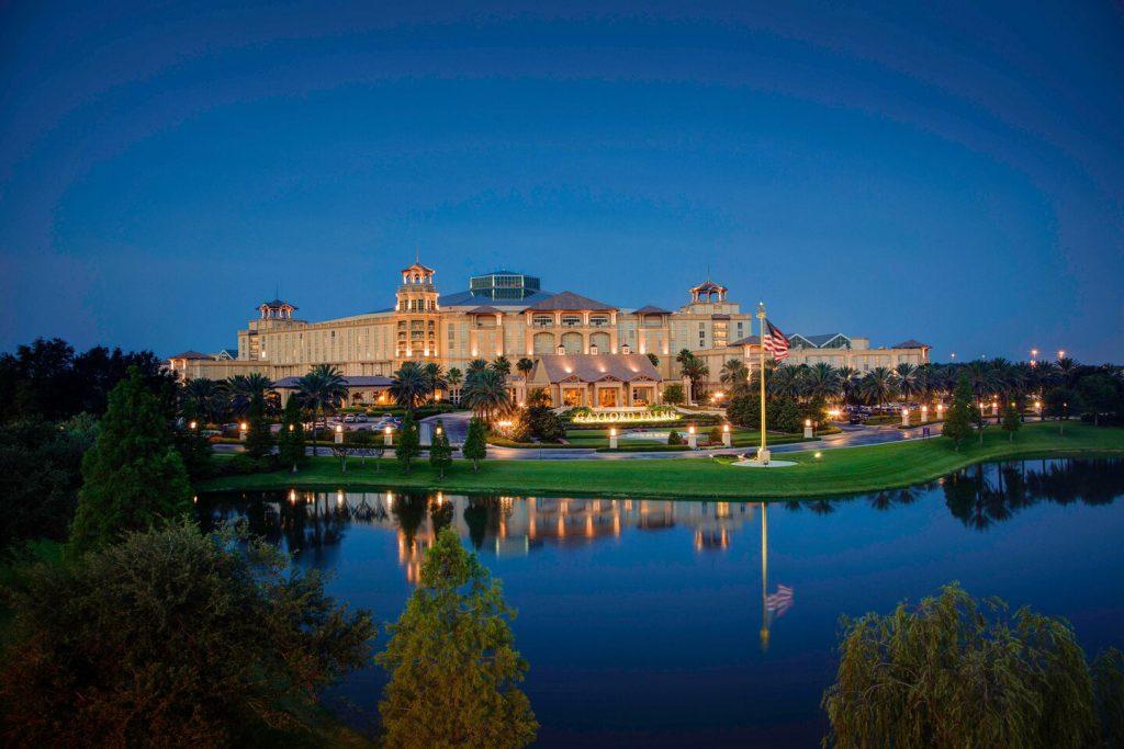 Gaylord Palms Resort in Orlando Near Disney World