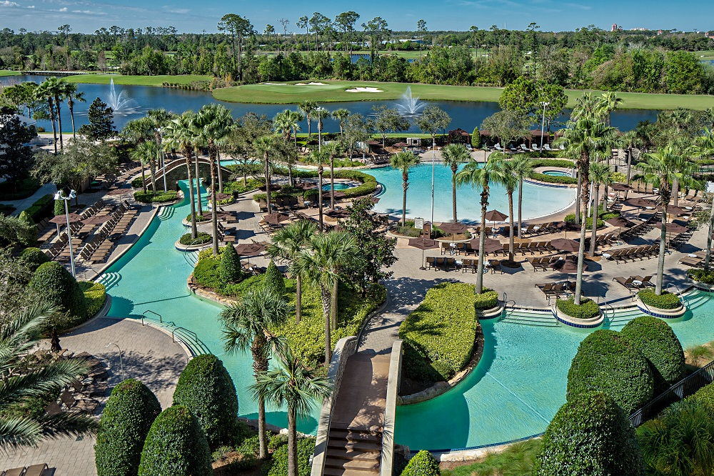Hilton Bonnet Creek Orlando Lazy River