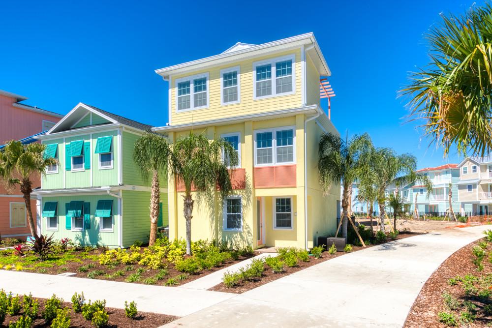 Margaritaville Resort Orlando Villas Exterior