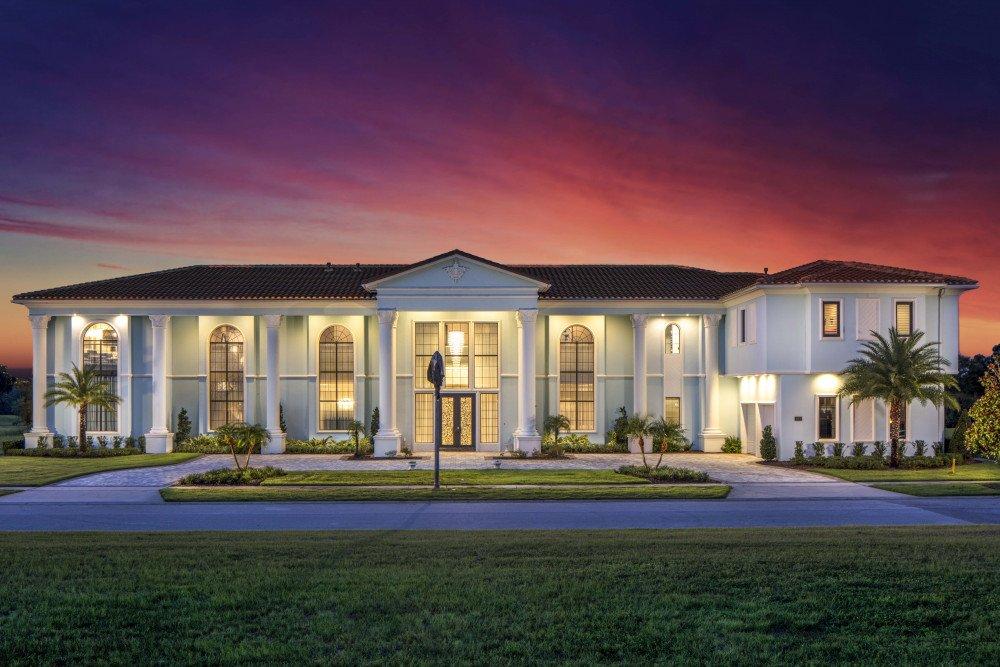 Reunion Resort in Orlando Mansion Rental