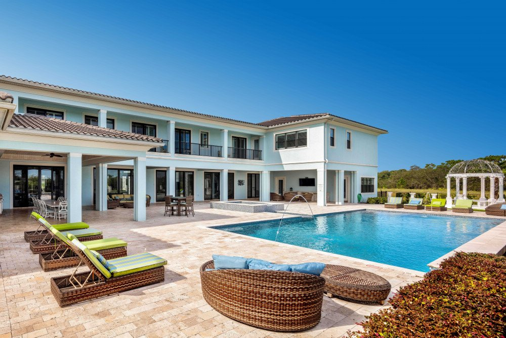 Reunion Resort in Orlando Vacation Villa with Private Pool