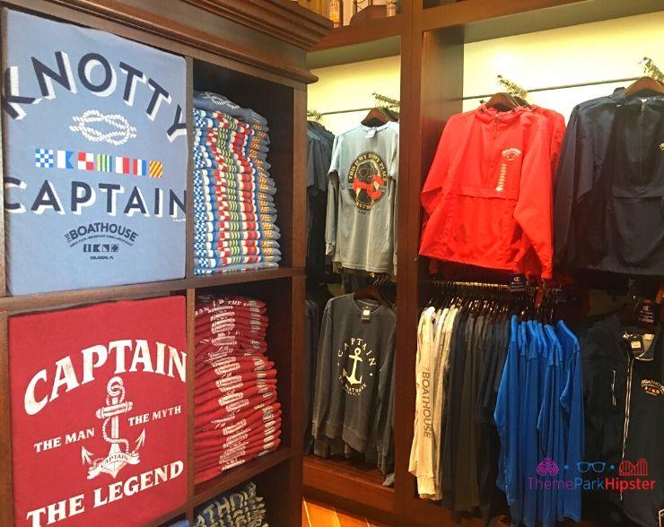 The Boathouse Orlando Clothing Store