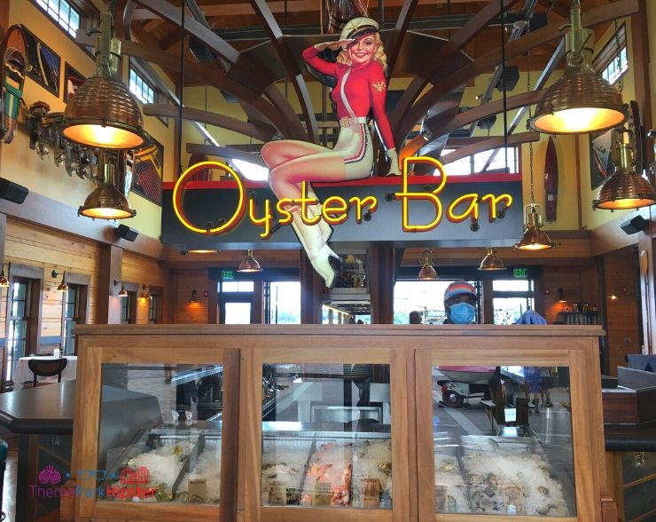The Boathouse Orlando Oyster Bar