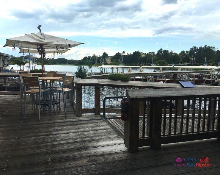 Disney Springs Restaurant Orlando Pier