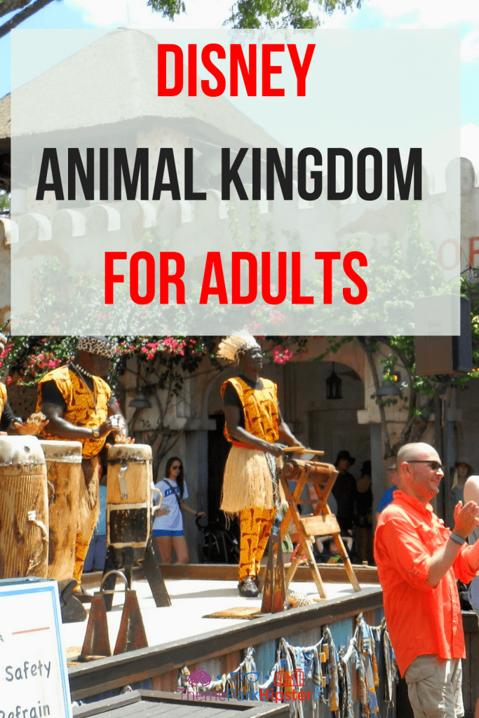 disney animal kingdom for adults