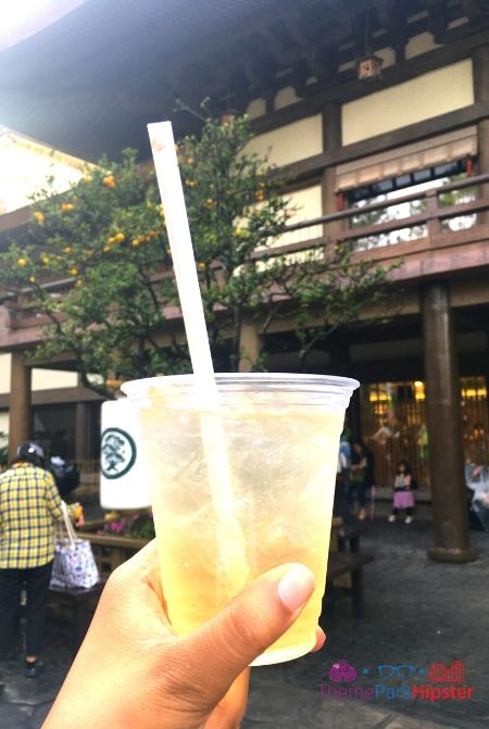 Ringo Punch in Japan Pavilion at Epcot