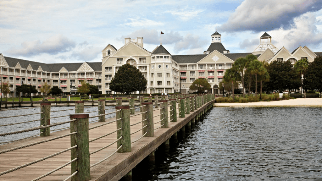 Yacht and Beach Club Epcot Resort