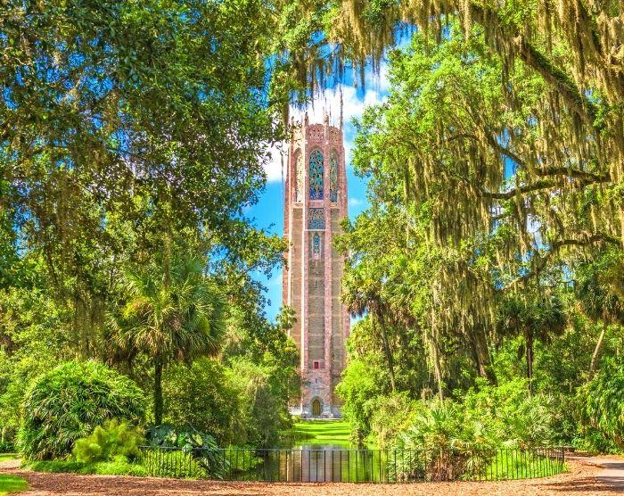 Bok Tower Gardens Orlando. things to do in Orlando other than Disney.