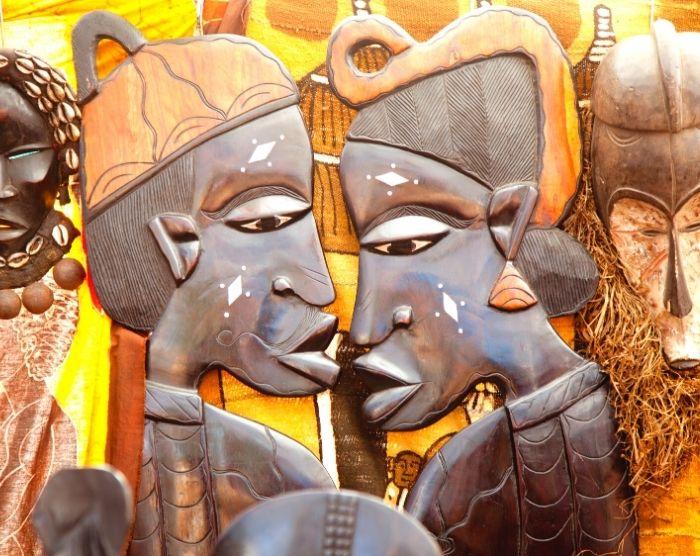Bronze Kingdom African Artwork