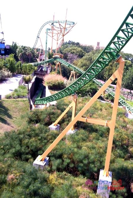 Cheetah Hunt Drop at Busch Gardens Tampa. Perks of enjoying a Busch Gardens Annual Pass.
