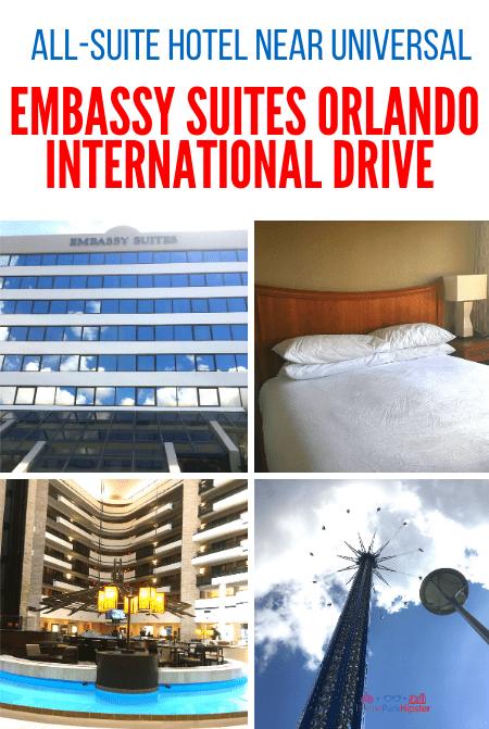 Embassy Suites I Drive 360 Orlando Suite Hotel near Disney and Universal Orlando