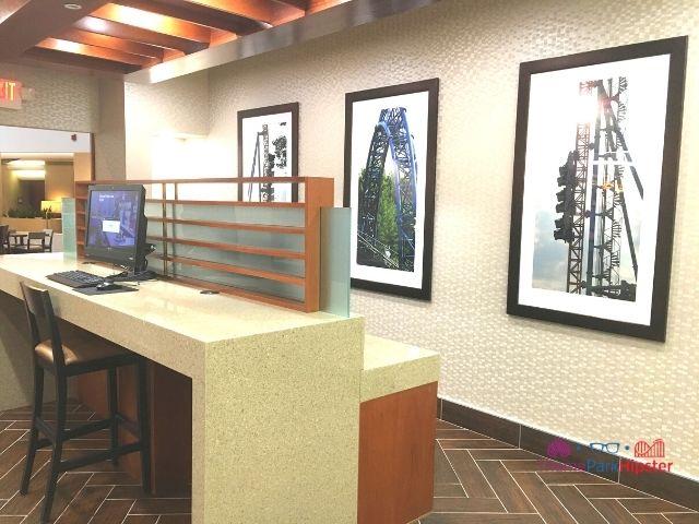 Embassy Suites Orlando Jamaican Court Business Center
