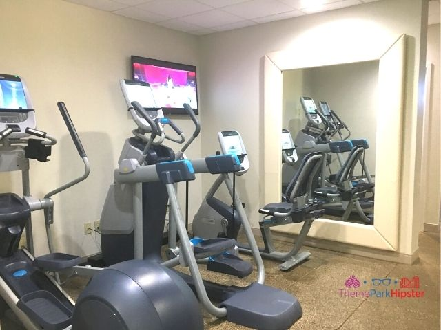Embassy Suites Orlando Jamaican Court Indoor Gym
