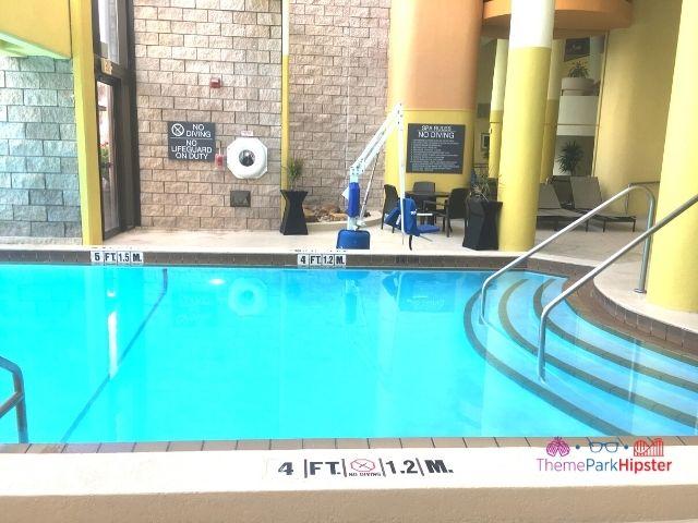 Embassy Suites Orlando Jamaican Court Indoor Pool