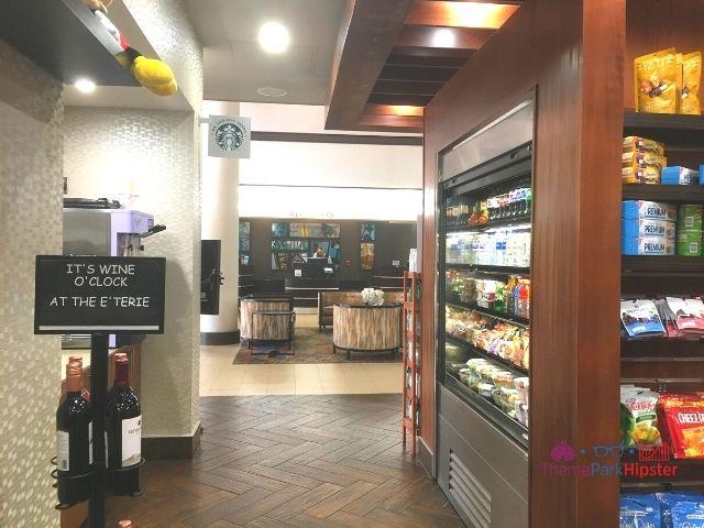 Embassy Suites Orlando Jamaican Court Snack Shop