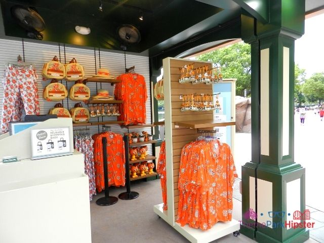 Epcot Flower and Garden and Food and Wine Merchandise Orange Bird