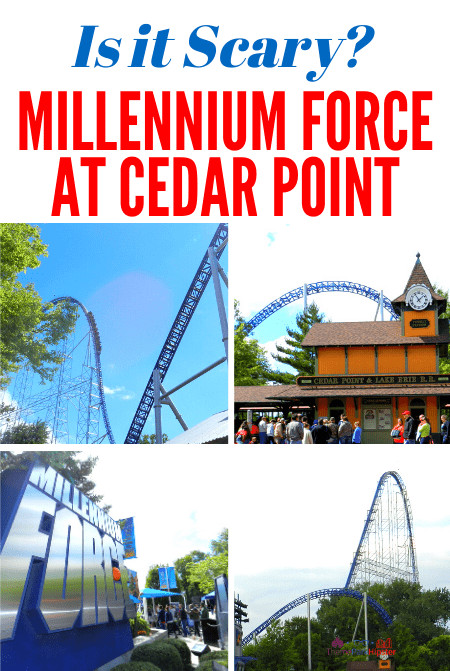 Is Millennium Force at Cedar Point Scary