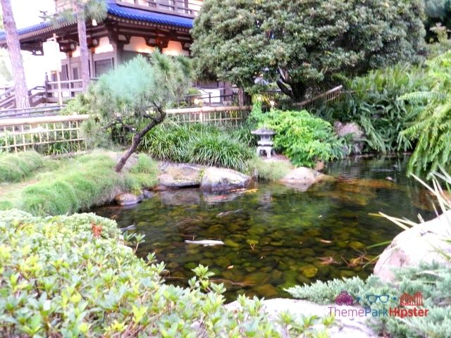 Japan Pavilion Koi Pond