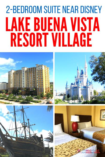 Lake Buena Vista Resort Village Hotel Near Disney