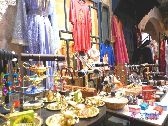 Morocco Pavilion at Epcot Merchandise