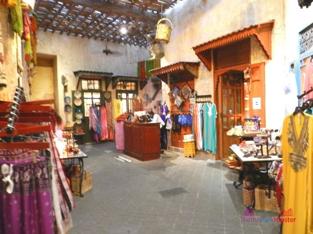 Morocco Pavilion at Epcot Tangier Traders
