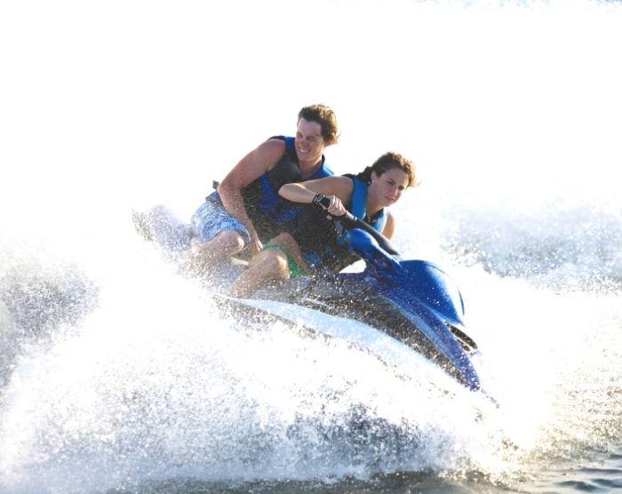 Orlando Jet Ski. things to do in Orlando other than Disney.