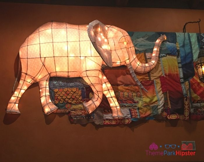 Tiffins Animal Kingdom Elephant Artwork