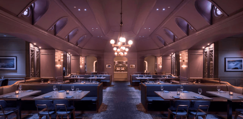 Ale and Compass Restaurant at Disney. disney restaurants for adults
