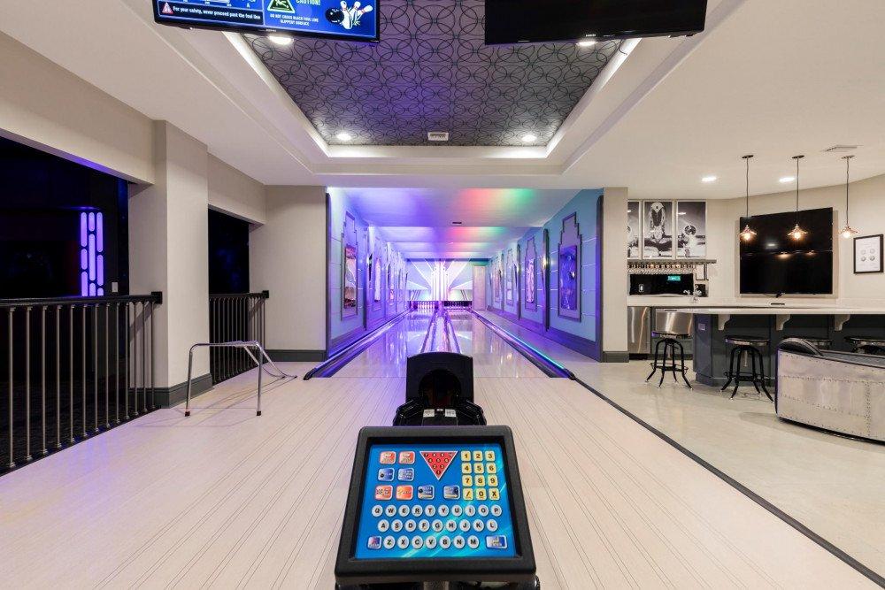 Bowling Alley Villa Resort at Reunion