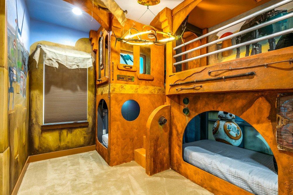 Star Wars, Disney, Harry Potter Themed Villa Reunion Resort. Themed Vacation Rentals Near Disney