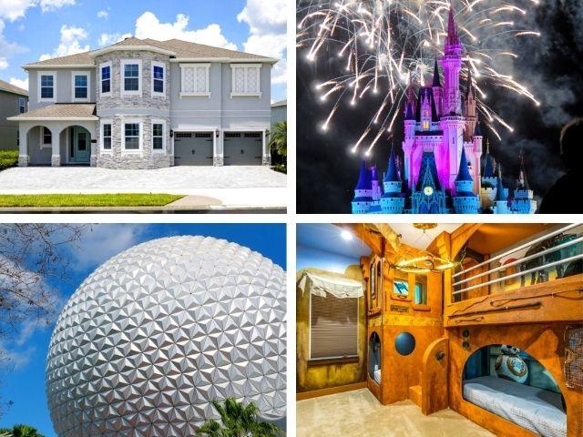 Themed Vacation Rentals Near Disney World