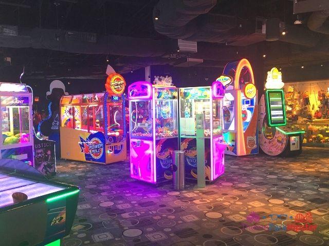 Cabana Bay Arcade