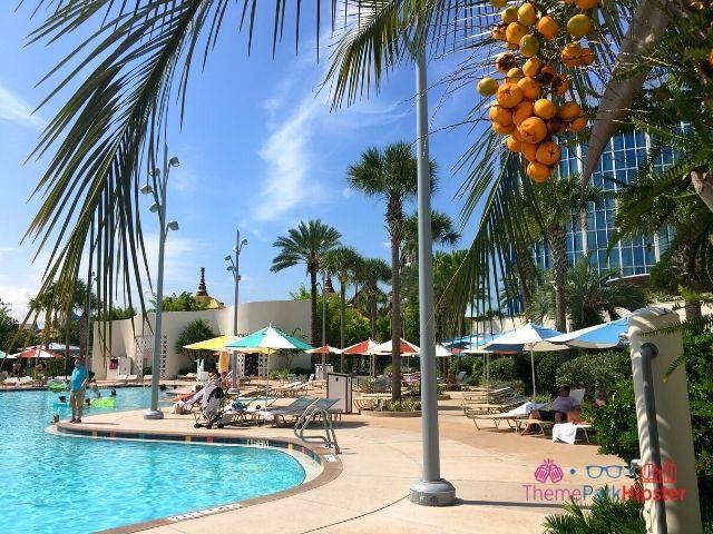 Universal Orlando Cabana Bay Beach Pool Area