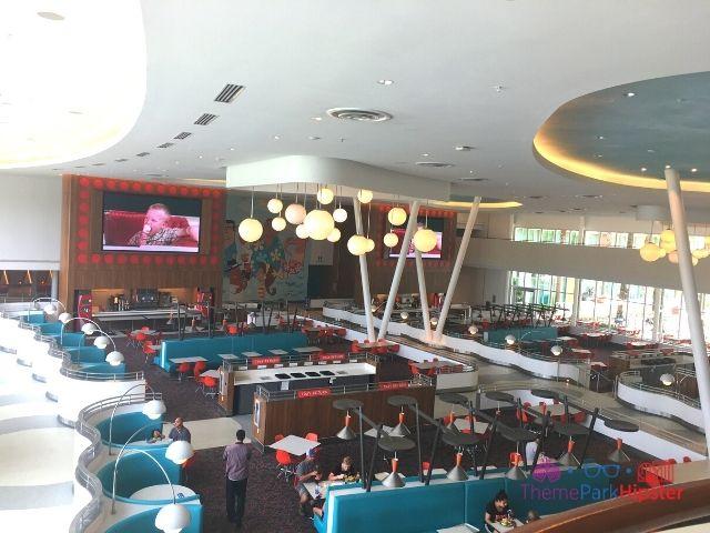 Bay Dining area at Bayline Diner