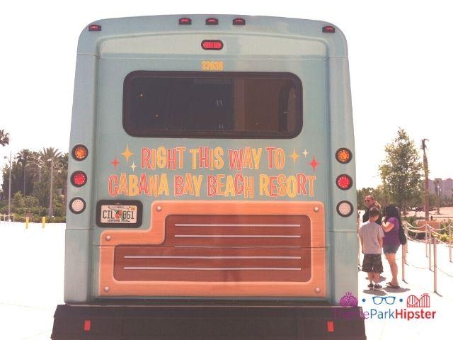 Cabana Resort Bus Shuttle