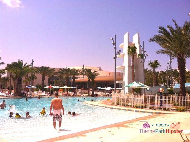 Cabana Resort Main Pool Area