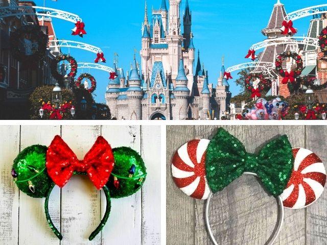 Best Disney Christmas Ears