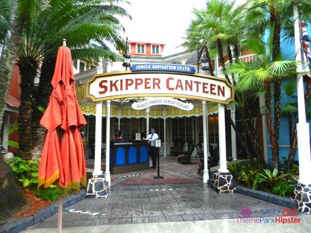 Magic Kingdom Skipper Canteen Entrance