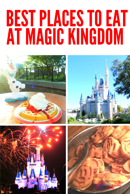 best places to eat at magic kingdom