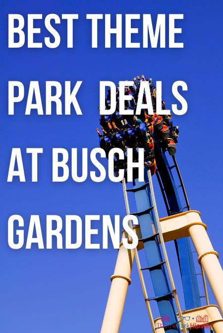 Best Busch Gardens Coupons