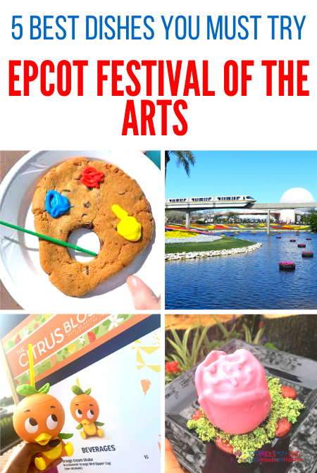 Best Food at Epcot Festival of the Arts