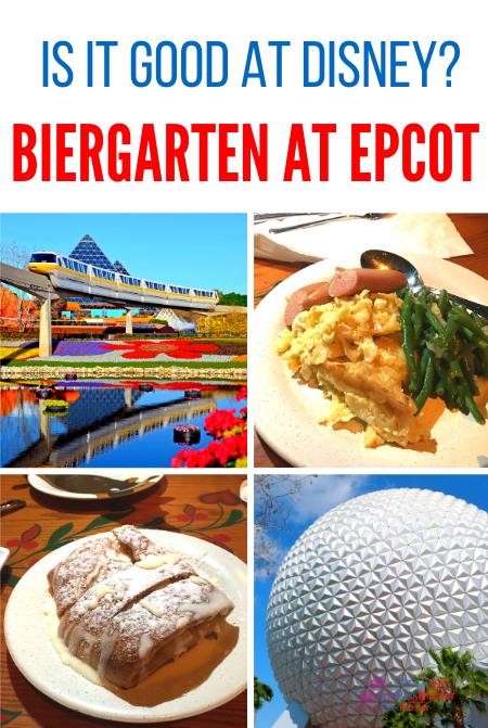 Biegarten Epcot Dining Dining Review