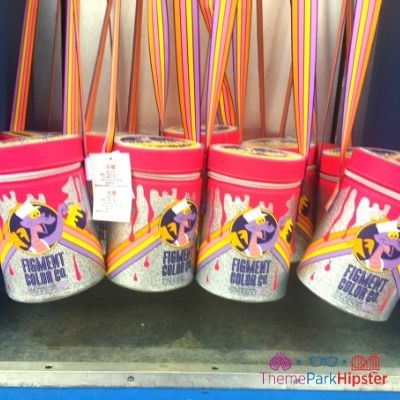 Epcot Festival of the Art Paint Bucket Purse Merchandise
