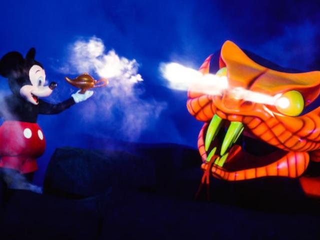 Fantasmic Disney Company Photo 2