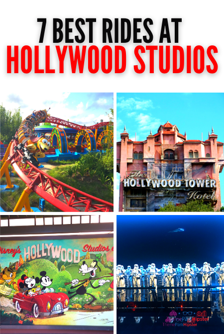 7 best rides at hollywood studios
