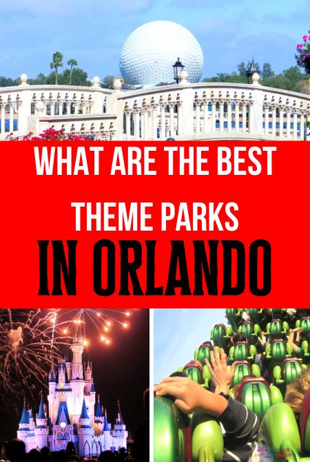 Best Theme Park in Orlando