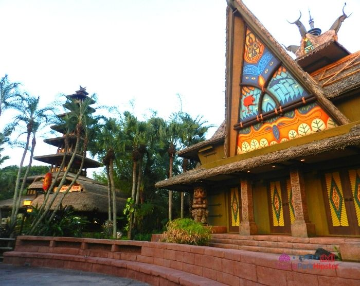 Enchanted Tiki Room Adventureland Rides